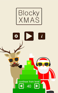 Blocky XMAS- screenshot thumbnail