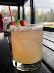 Strawberry Texas Margarita