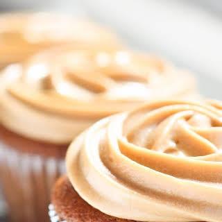 Sticky Date Cupcakes.