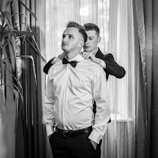 Wedding photographer Oleksandr Kolodyuk (Kolodyk). Photo of 24.11.2017