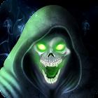 juego de escape de Halloween - la cerca oscura icon