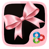 Pink X Pink GO Launcher Theme