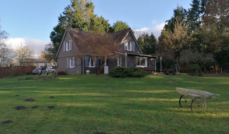 Maison avec terrasse Saint-Léger-en-Yvelines