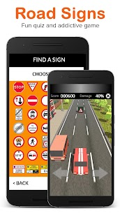 Driving Theory Test 4 in 1 Kit + Hazard Perception Paid APK 8