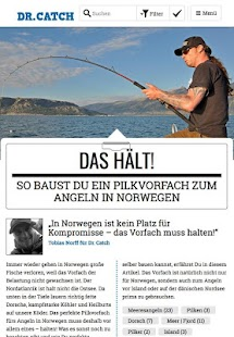 Dr. Catch – besser angeln- screenshot thumbnail