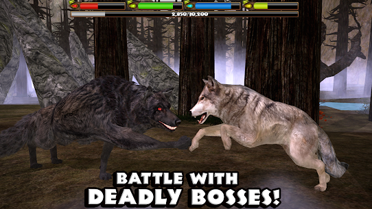 Ultimate Wolf Simulator [Mod] 10