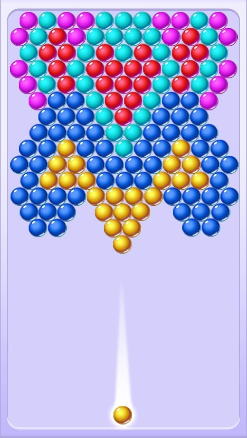 Screenshots of Bubble Shooter for iPhone