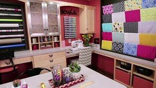 Craft Room Reno