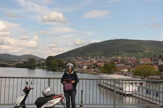Photo: in Miltenberg am Main