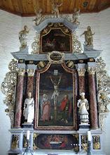 Photo: Altar in Friedrichshagen (Nordwestmecklenburg)