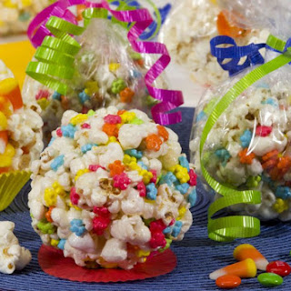Candy Balls Recipes.