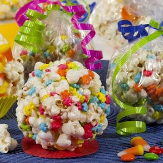 Candy Balls Recipes.