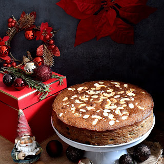 Caramel Fruit Cake Recipes