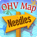 CTUC Needles Area Trail Map icon