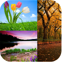 Charming Nature Backgrounds icon