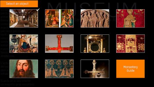 MONASTERY-MUSEUM S.J.ABADESSES screenshot 10