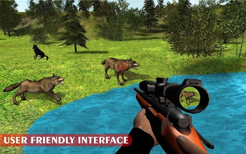 Animal Hunting Wild Adventure hunting animals game- screenshot thumbnail