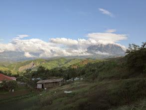 Photo: Crossing mountain from Gramish to Berat