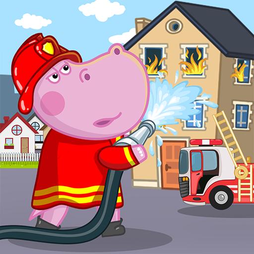 Pompier pour les enfants