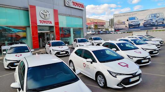 Toyota Alborán continúa renovando las principales flotas
