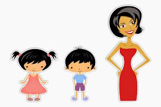 Photo: Ilustraciones - Personajes para diseños infantiles
