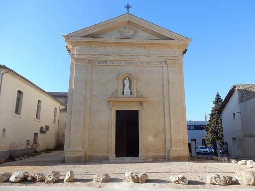photo de chapelle Saint Jacques