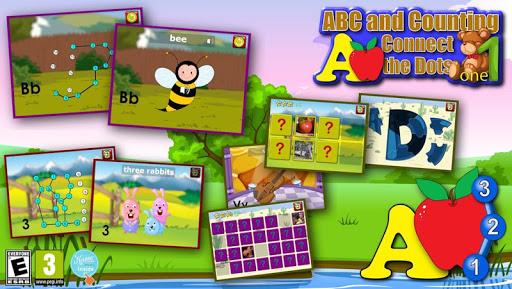 孩子们 ABC 和计数