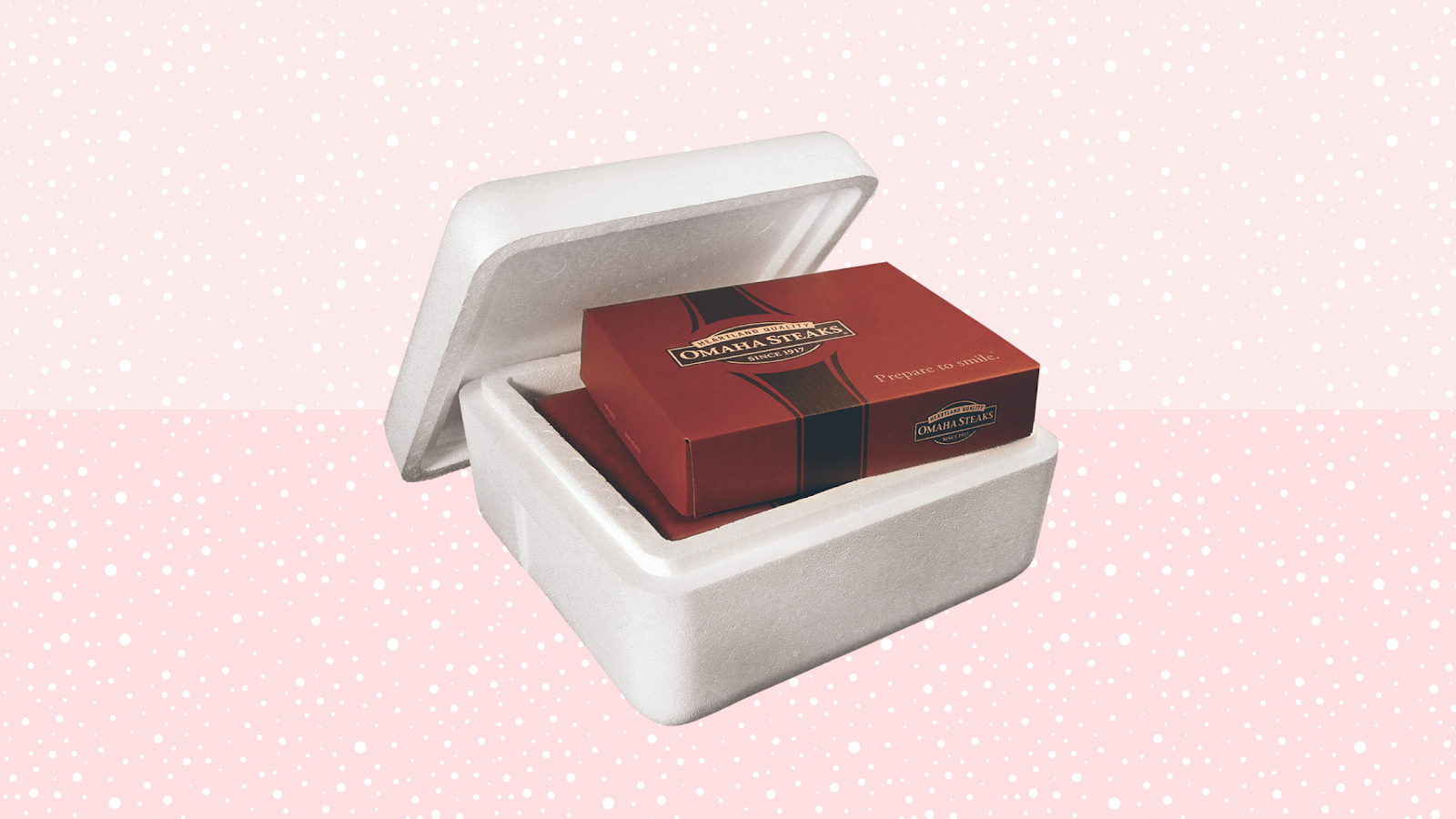 Last-minute Christmas gifts from Omaha Steaks