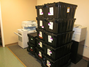 Photo: The SBA 504 Loan Experts filled A LOT of Bungo Boxes! www.504Experts.com