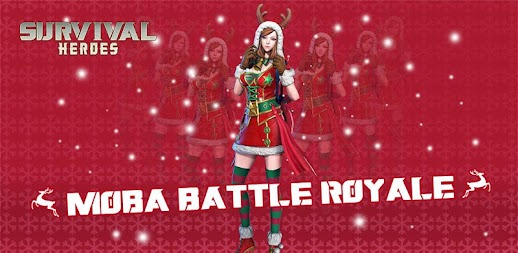 Survival Heroes - MOBA Battle Royale APK