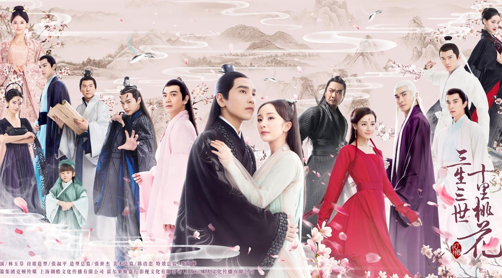 Top 10 bộ phim cổ trang Trung Quốc hay nhất bạn không thể bỏ lỡ