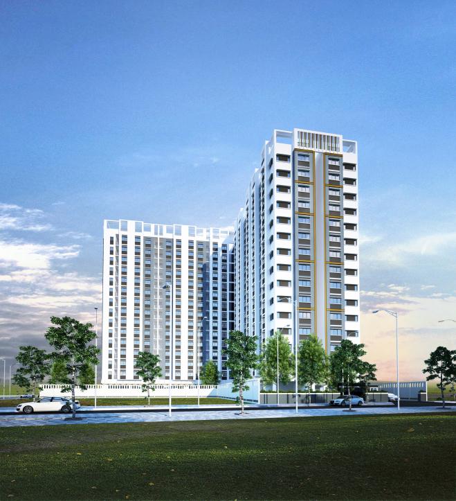 Giới thiệu về nhà mẫu chung cư An Phú Đông