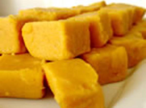 Spiced Pumpkin Fudge Recipe
