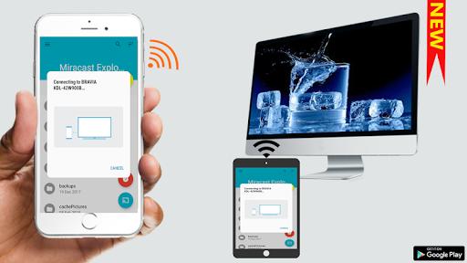 Video & TV Miracast – miracast display screen 1.12.3 screenshots 4