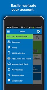 TracFone My Account- screenshot thumbnail