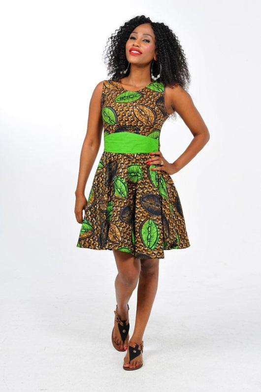 Ankara Fashion Style Africa Model 2- screenshot