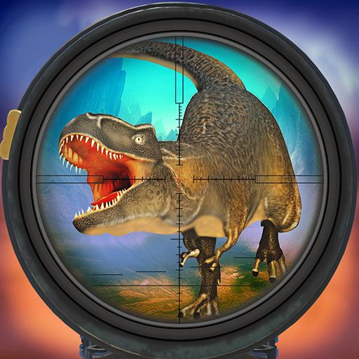 Dino Shooting: Sniper Hunt