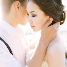 Wedding photographer Aleksandra Aleksandrova (Komsa). Photo of 11.07.2016