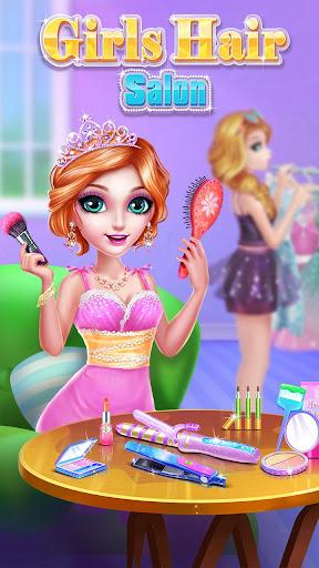 Girls Hair Salon 1.1.3163 screenshots 8
