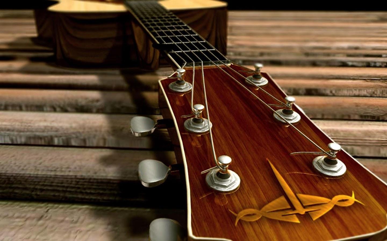 Guitare Acoustique Fond Animé - Applications Android sur Google Play