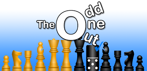 A game and addictive: you have to find the odd one out.