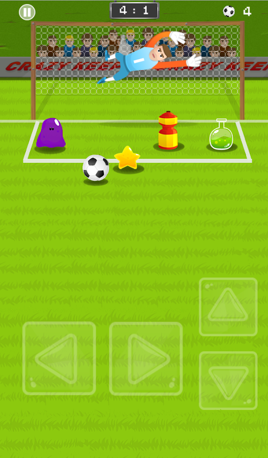 Penalty Superstar- top football goalkeeper- screenshot