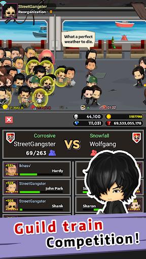 Street Gangster : Idle RPG 1.4.4 screenshots 24