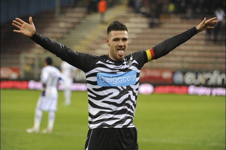 """Rossini a joué dans trois clubs du Top 6 : """"J'espère que Charleroi jouera l'Europa League"""""""