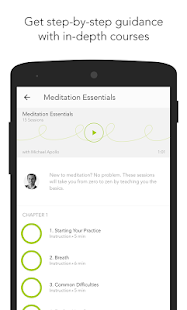 Meditation Studio- screenshot thumbnail
