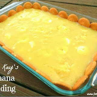 Miss Kay's Banana Pudding