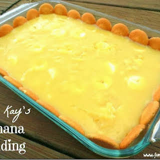 Miss Kay's Banana Pudding.