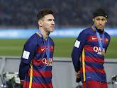 Messi pris en grippe par des supporters de River Plate