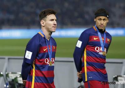 """Lionel Messi over de transfersoap van Neymar: """"Ik weet niet of Barcelona er alles aan gedaan heeft"""""""