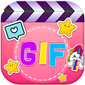 ANiMaTed GIF Maker icon